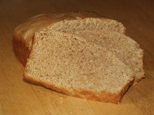 Classic Wheat Bread