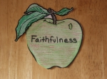 Faithfulness - Apple