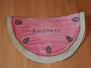 Kindness - Watermelon