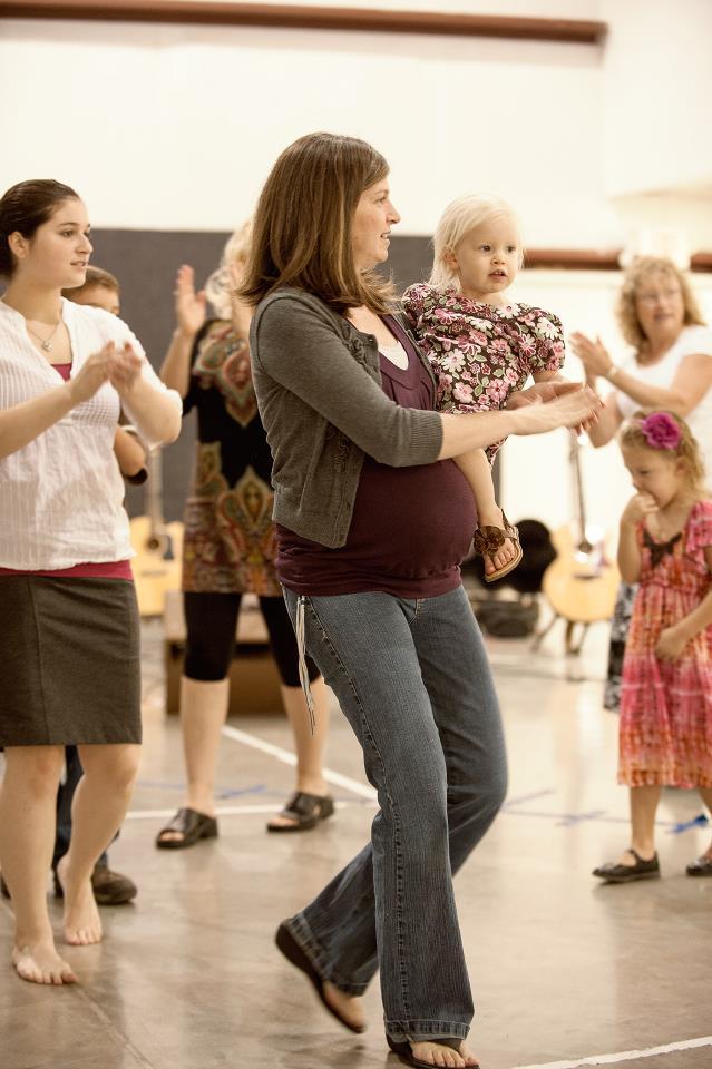 Dancing with Kieryn