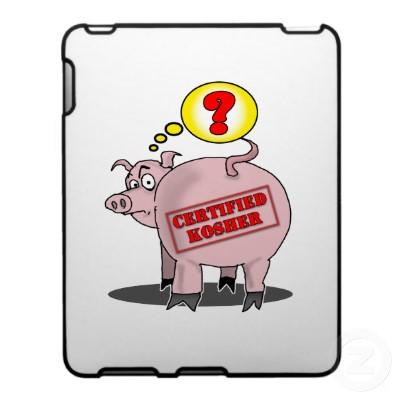 kosher pig